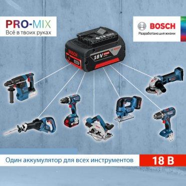 Резак аккумуляторный Bosch GOP 18V-28 (без аккумулятора) (06018B6002)