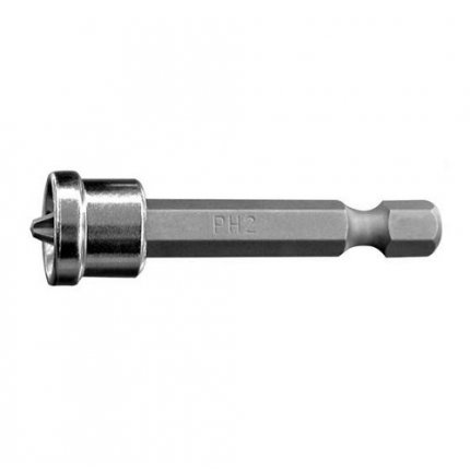 Бита S&R PH 2х50 мм, с ограничителем