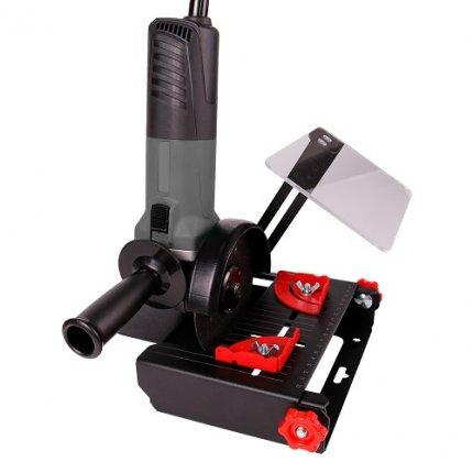 Слесарное приспособление для угловой шлифмашины Mechanic HOLDER 115-125