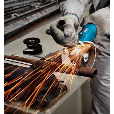 Шлифмашина угловая одноручная Bosch GWS 750-125 (0601394001)