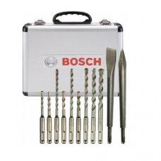 Набор буров и зубил Bosch Mixed Set
