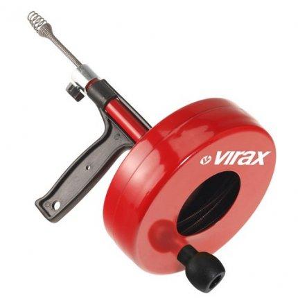 Аппарат барабанного типа для прочистки канализации VIRAX 290600