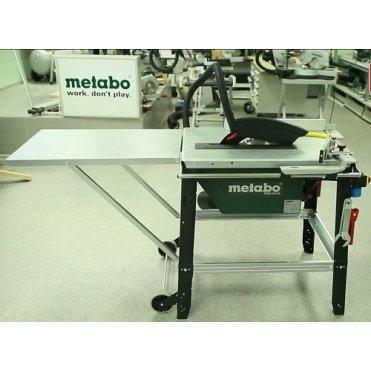 Дисковая пила настольная Metabo TKHS 315 C - 2,0 WNB (0103152000)