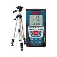 Дальномер лазерный Bosch GLM 250 VF + Штатив BS 150