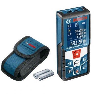 Дальномер лазерный Bosch GLM 50С (0601072C00)