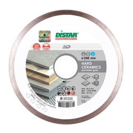 Круг алмазный отрезной Di-Star CORONA Hard Ceramics 5D 300х32 мокрый рез