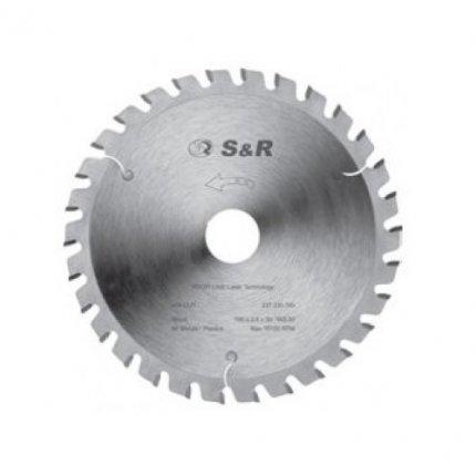 Диск пильный S&R Uni-Cut 250