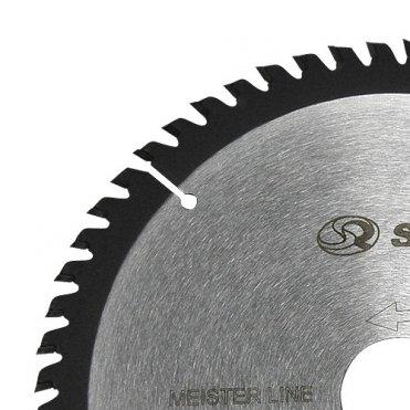 Диск пильный S&R Meister Wood Craft 185x30/16/20x2,2 мм 60 зуб (238060185)