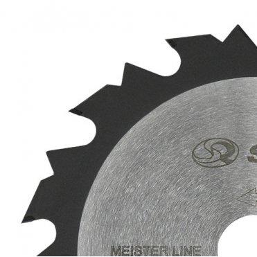Диск пильный S&R Meister Power Cut 190x30x2,6 мм (241012190)