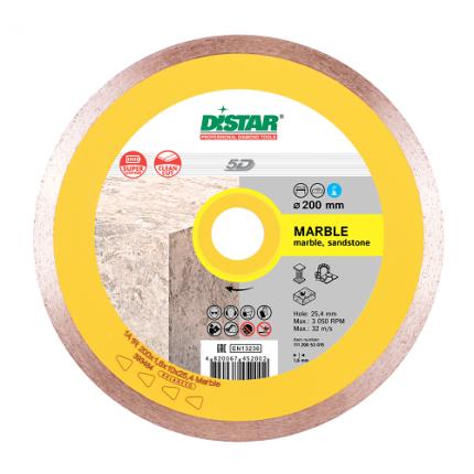Диск алмазный отрезной Di-Star 1A1R CORONA MARBLE 125х22.2 мрамор