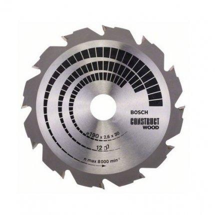 Диск пильный Bosch Construct Wood 230 Z16