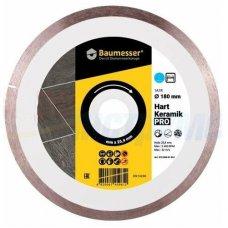 Диск алмазный отрезной Di-Star Baumesser Hart Keramik PRO 180x25.4 мм