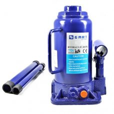 Домкрат гидравлический бутылочный Gart Lifting 15T/16Т