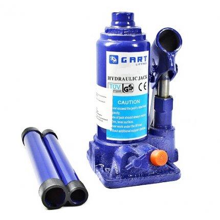 Домкрат гидравлический бутылочный Gart Lifting 3T/4T