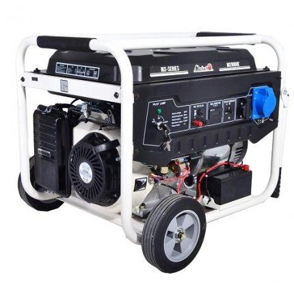 Генератор бензиновый Matari MX9000E 6,5кВт 230В/50Гц