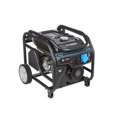 Генератор бензиновый Hyundai HHY 9050FE 6,5 кВт 230 В