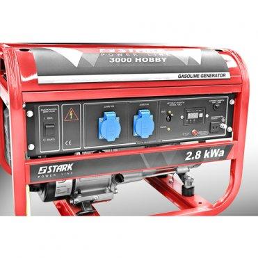 Генератор бензиновый Stark HOBBY 3000 (240300015)