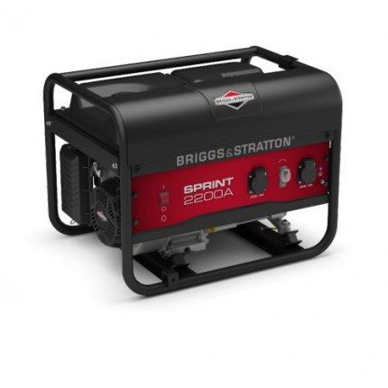 Генератор бензиновый Briggs&Stratton Sprint 2200A