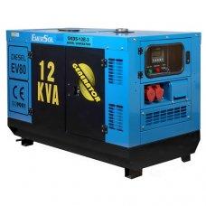 Генератор дизельный EnerSol SKDS-12E-3
