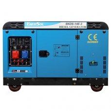 Генератор дизельный EnerSol SKDS-14E (B)-3