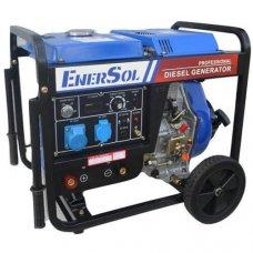 Генератор дизельный EnerSol SWD-7E (сварочны)
