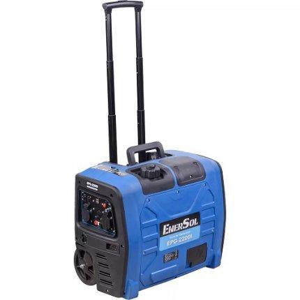 Генератор бензиновый EnerSol EPG-2200I инверторный 2,2 кВт
