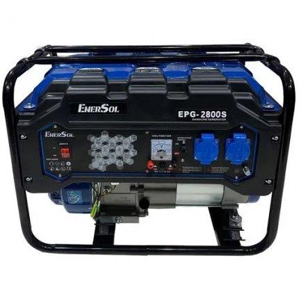 Генератор бензиновый EnerSol EPG-2800S 2,8 кВт