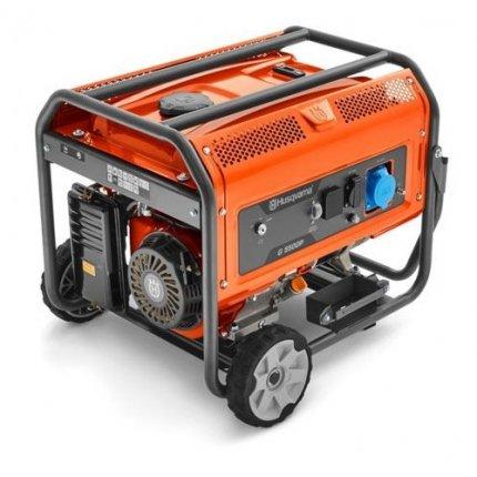 Генератор бензиновый Husqvarna G5500P