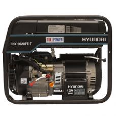 Генератор бензиновый Hyundai HHY 9020FE-T