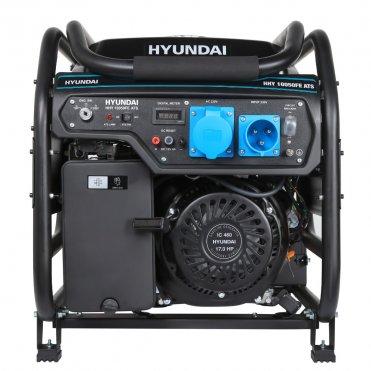 Генератор бензиновый Hyundai HHY 10050FE ATS (HHY10000FE ATS) • Альцест
