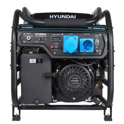 Генератор бензиновый Hyundai HHY 10050FE ATS