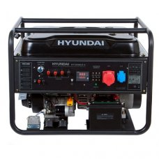 Генератор бензиновый Hyundai HY12500LE-3