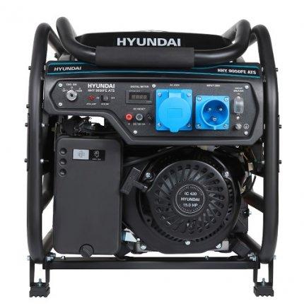 Генератор бензиновый Hyundai HHY 9050FE-ATS