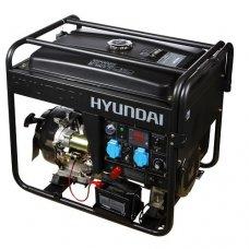 Генератор бензиновый Hyundai HYW 210AC (сварочный)