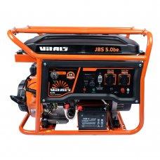 Генератор бензиновый Vitals JBS 5.0be