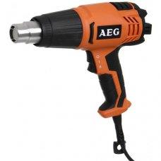 Фен строительный AEG HG560D