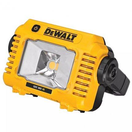 Фонарь светодиодный аккумуляторный DeWALT DCL077 XR Li-Ion (без аккумулятора)
