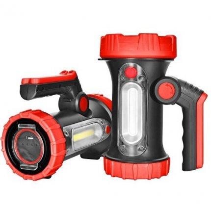 Фонарь ручной Stark L-1-01 Li LED (работает и как PowerBank)