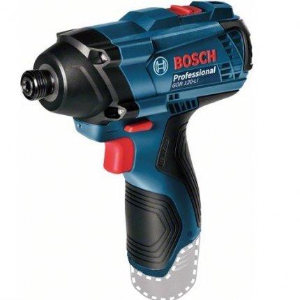 Гайковерт ударный аккумуляторный Bosch GDR 120-LI (без аккумулятора)