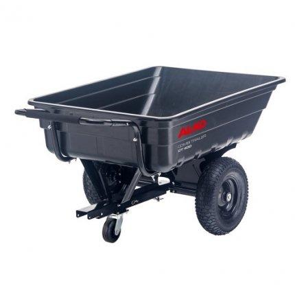 Прицеп SOLO by AL-KO СТ 400 для тракторов-газонокосилок 113870