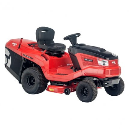Трактор-газонокосилка SOLO by AL-KO T 22-105.1 HDD-A V2 Comfort