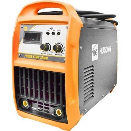 Инвертор сварочный HUGONG PowerStick 250 KM 220В/380В