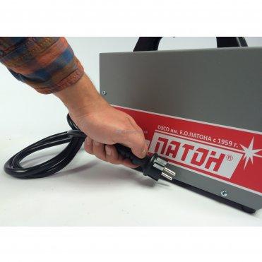 Сварочный инвертор Патон ВДИ 160P DC MMA/TIG цифровой (4003055)