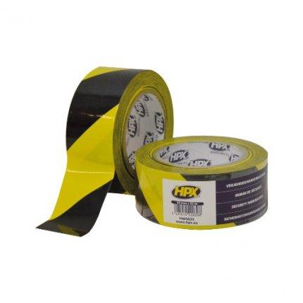 Клейкая лента маркировочная HPX Safety Tape 50ммХ33м