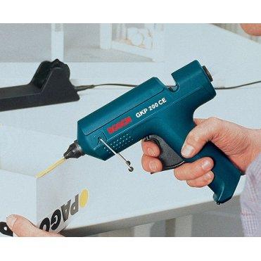 Клеевой пистолет Bosch GKP 200 CE (0601950703)