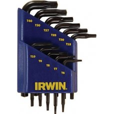 Набор шестигранных ключей Torx IRWIN 10 шт