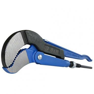 Ключ трубный разводной S&R S 3' /45° (264650100)