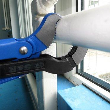 Ключ трубный разводной S&R S 2'/45° (264535650)