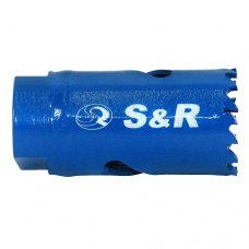Биметаллическая кольцевая пила S&R 27 х 38