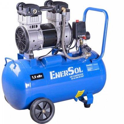 Компрессор безмасляный EnerSol ES-AC240-50-2OF